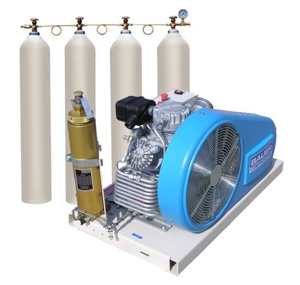 Compresores y sistemas neumaticos for Motor para cascada